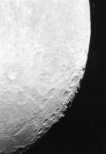 immacine crateri della luna