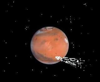 cometa siding spring pianeta marte
