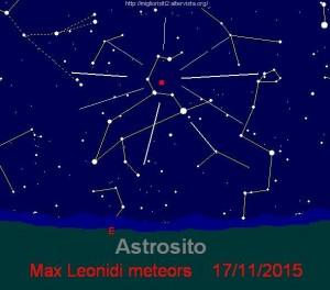 meteore-leonidi-mappa