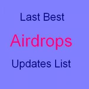 Last-best-airdrop
