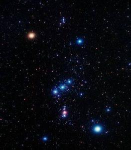 Orione-costellazione